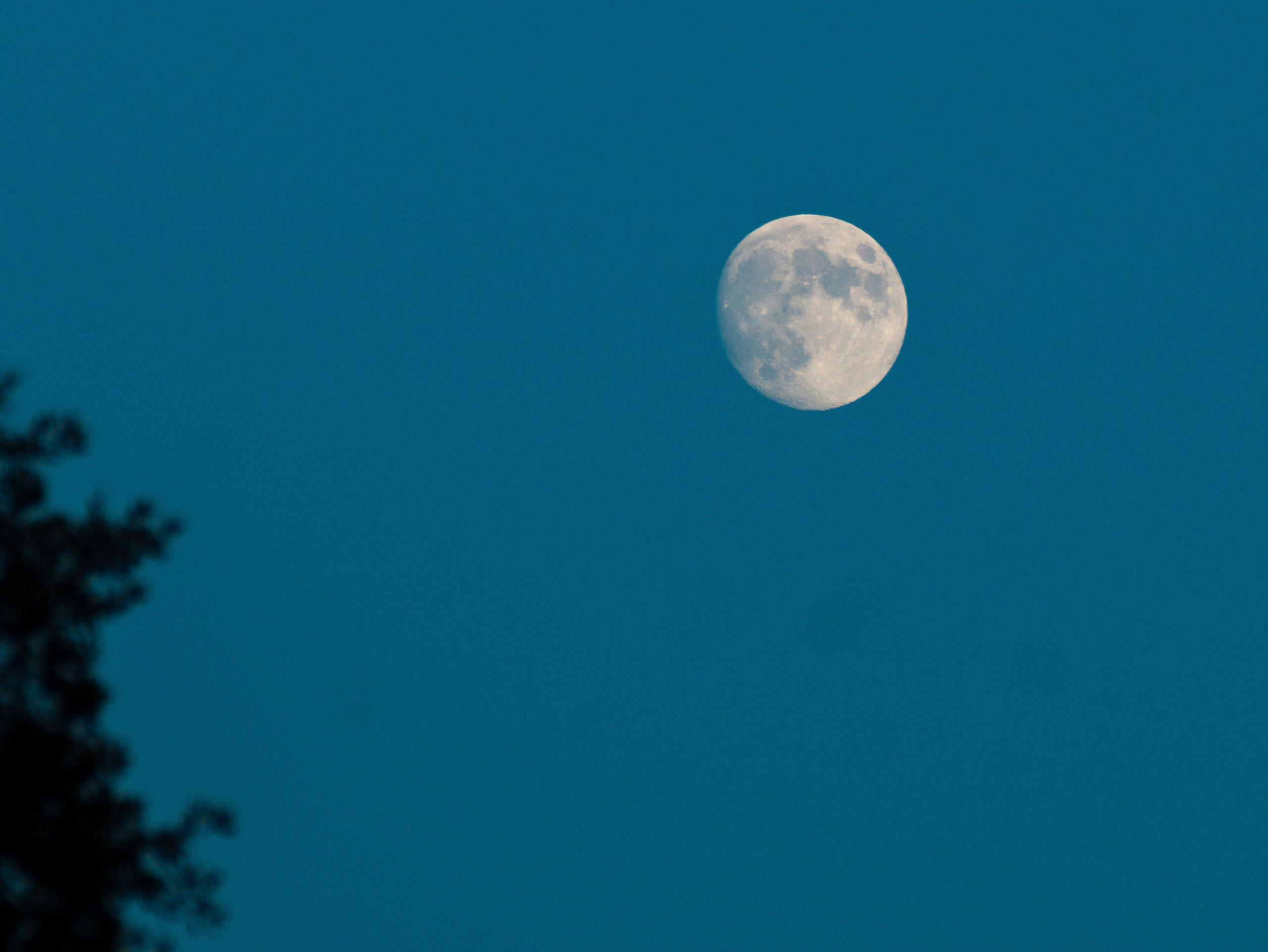カレンダー 満月