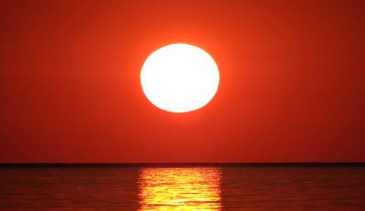 お金に困りたくない人は、毎朝太陽に感謝するといい。